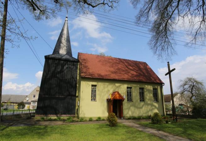 Czermnica Kościół filialny pw św.Łucji
