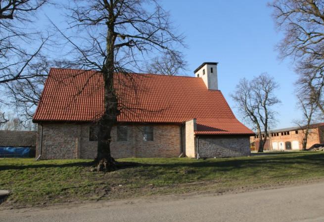 Kłęby Kościół filialny