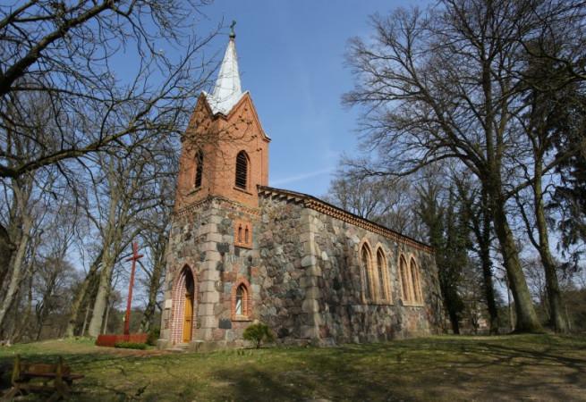 Rogówko Kościół filialny pw Podwyższenia Krzyża Świętego
