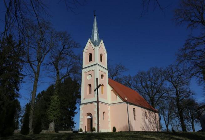 Wicimice Kościół parafialny pw św.Józefa Robotnika
