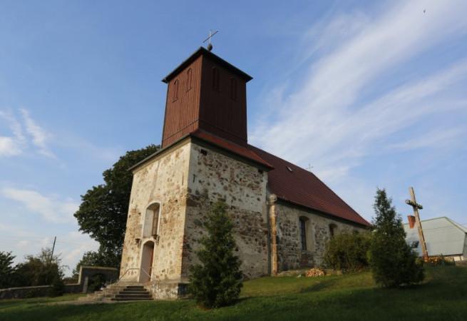 Dębogóra Kościół filialny pw Nawiedzenia NMP