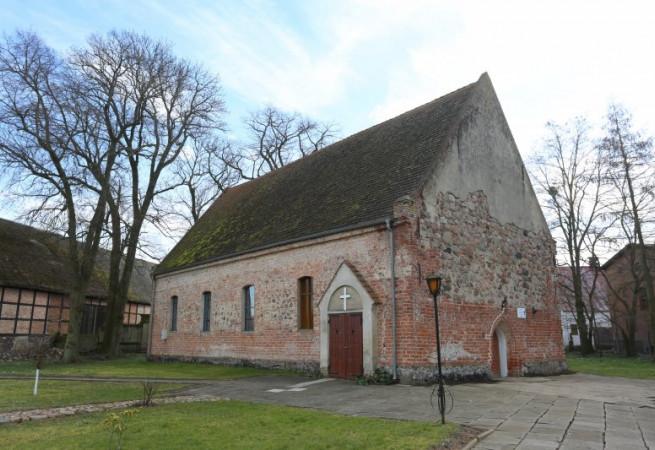 Bielin Kościół filialny pw św.Józefa