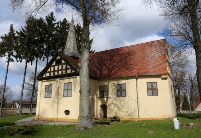 Wysiedle Kościół filialny pw Świętej Trójcy