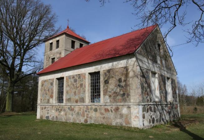 Boguszyce Kościół filialny pw św.Kazimierza