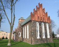 Banie Parafia rzymskokatolicka p.w. MB Wspomożenia Wiernych