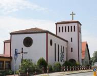 Gryfice Parafia rzymskokatolicka p.w. Najśw. Serca Pana Jezusa