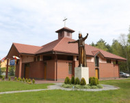 Pniewo Parafia rzymskokatolicka p.w. św. Ojca Pio