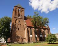 Recz Parafia rzymskokatolicka p.w. Chrystusa Króla