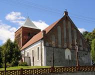 Suliszewo Parafia rzymskokatolicka p.w. Świętej Trójcy