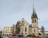 Świnoujście Parafia rzymskokatolicka p.w. Chrystusa Króla