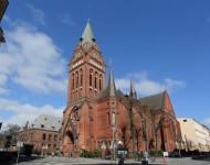 Szczecin Parafia rzymskokatolicka p.w. przy Bazylice św. Jana Chrzciciela