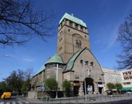 Szczecin Parafia rzymskokatolicka p.w. Najśw. Serca Pana Jezusa