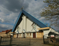 Szczecin Parafia rzymskokatolicka p.w. Bożego Ciała